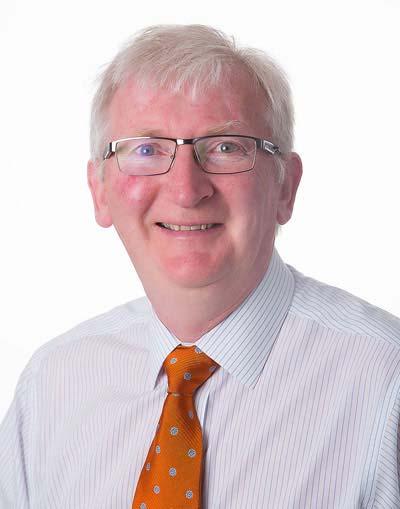 Brendan Coffey dentist